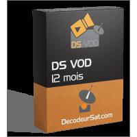 ABONNEMENT DS VOD