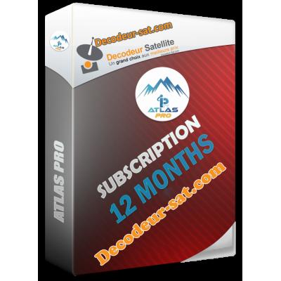 code activation atlas pro iptv gratuit