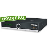 icone i1010 HD + abonnement satellite illimité (à vie) + 03 mois iptv offert