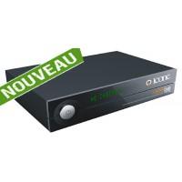 iCONE i3030 HD + 12 mois abonnement satellite + 12 mois iptv