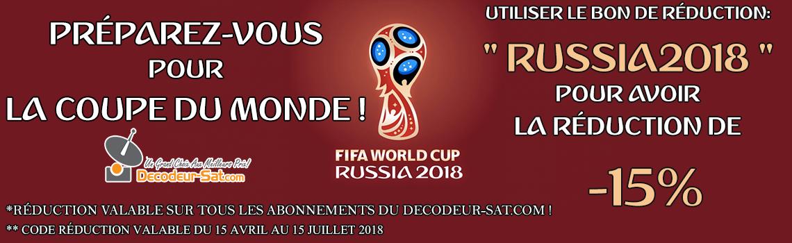 iptv coupe du monde 2018
