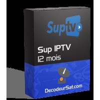 ABONNEMENT SUP TV IPTV